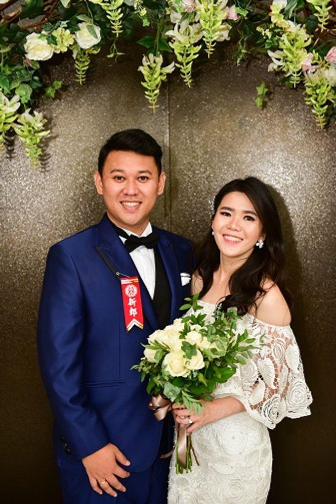 Wedding Planner for Jefri & Juli by Double Happiness Wedding Organizer - 001