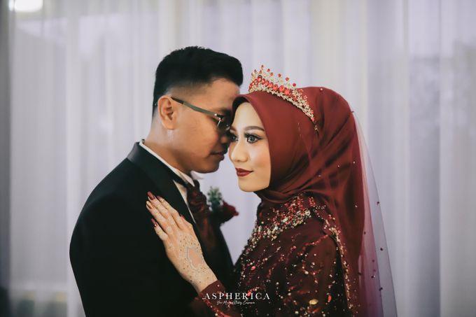 Betawinese Wedding of Sabil & Farach by Khayim Beshafa One Stop Wedding - 024