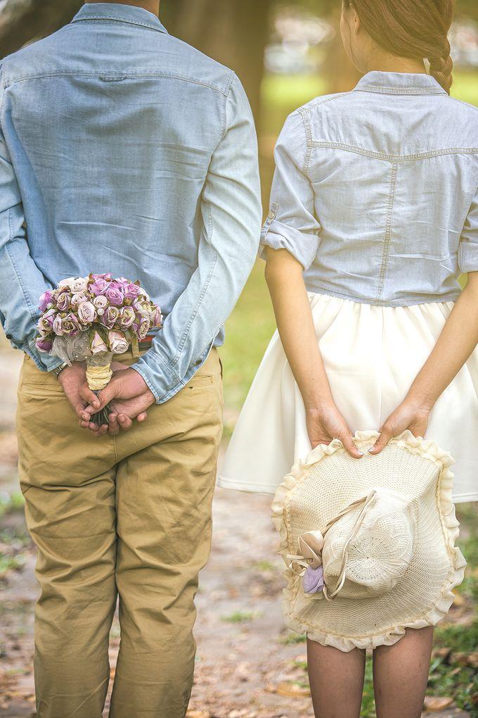 Pre Wedding In Casual Wear By I Do Bridal Collection Bridestory Com
