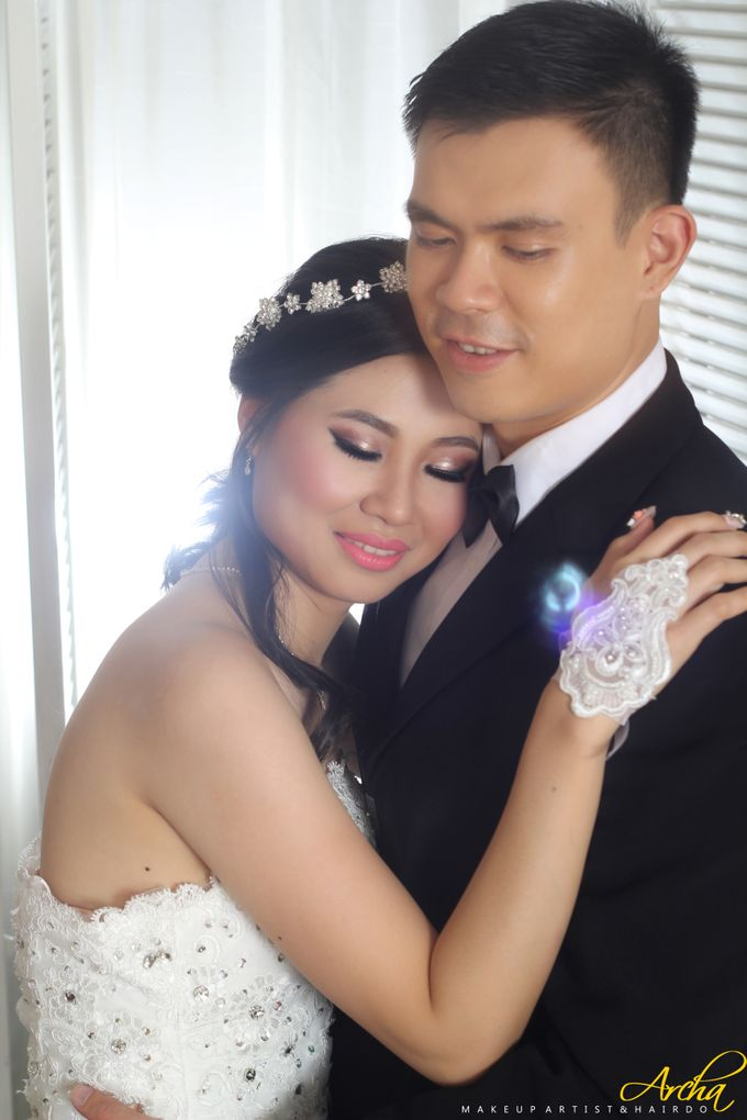 Prewed Photo by Archa makeup artist - 007