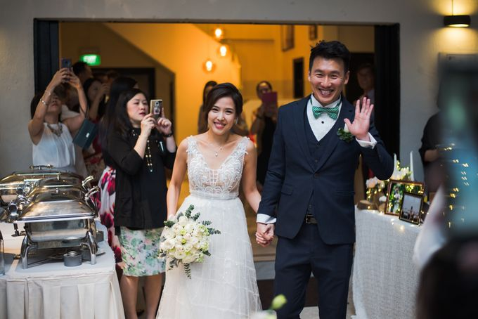 Wedding Day of Cheryl and Bobby at UNA at One Rochester Singapore by oolphoto - 030