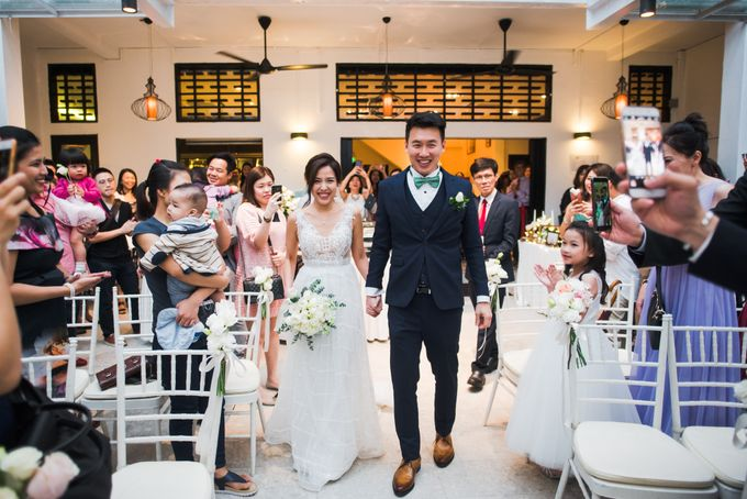 Wedding Day of Cheryl and Bobby at UNA at One Rochester Singapore by oolphoto - 031