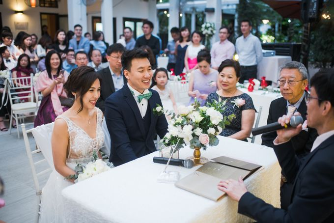 Wedding Day of Cheryl and Bobby at UNA at One Rochester Singapore by oolphoto - 037