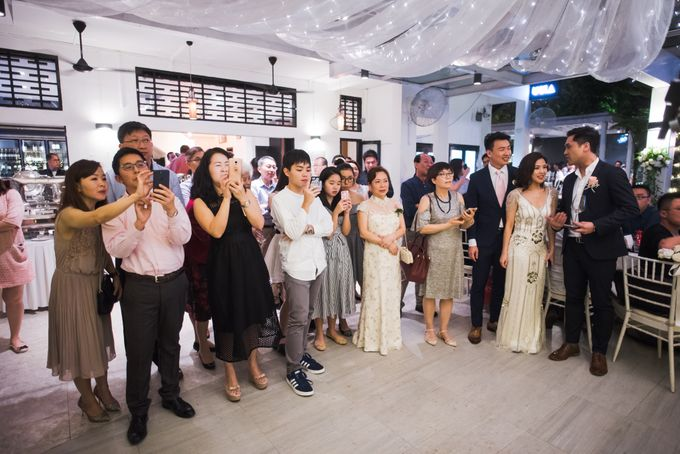 Wedding Day of Cheryl and Bobby at UNA at One Rochester Singapore by oolphoto - 045