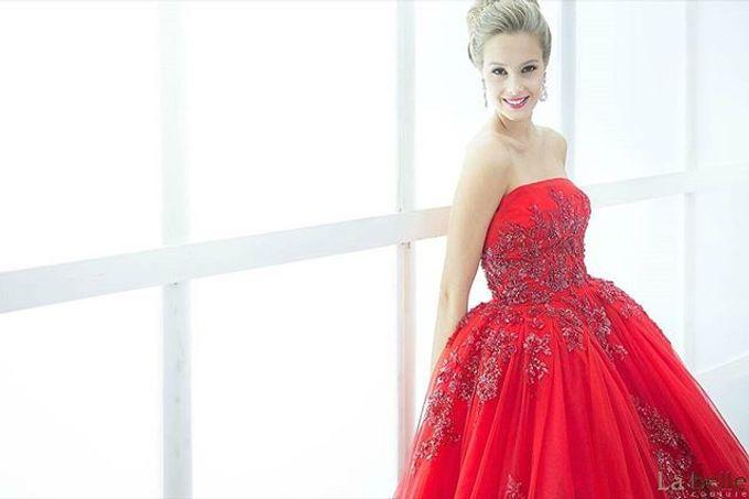 Bridal Gown Collection 2015: Legends by La Belle Couture Weddings Pte Ltd - 020