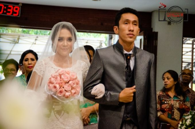 Anna & Ronald Wedding (Holy Matrimony) by Orion Art Production - 007