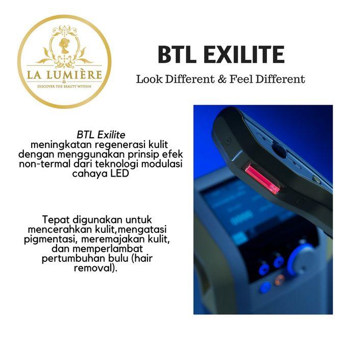 BTL EXILITE SKIN REJUV & BRIGHTENING by la lumiere aesthetics - 001