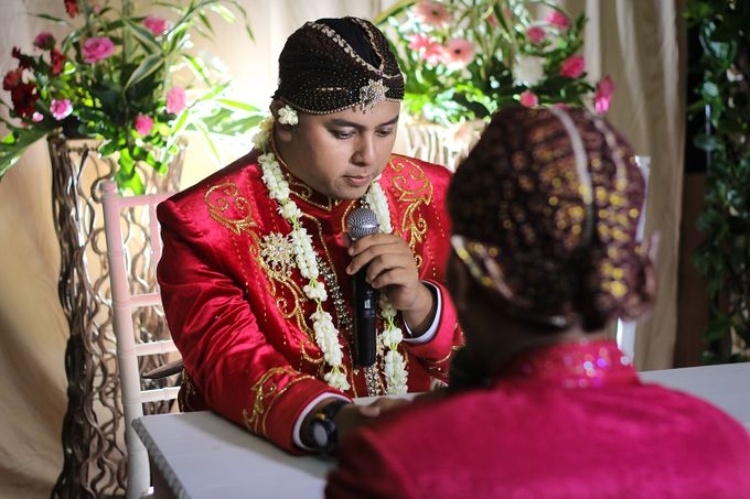 The Weddng Of Dewi & Riskyan by R A Picture - 005