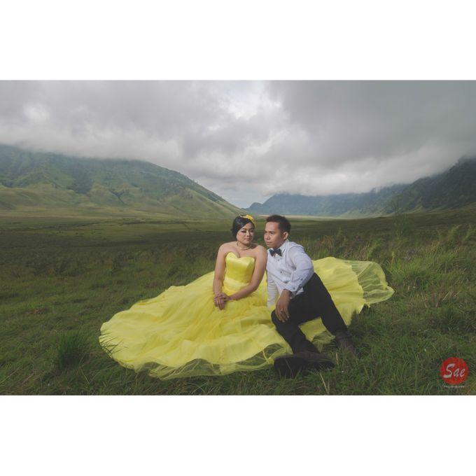 Prewedding Bromo by SAE Photoworks - 010