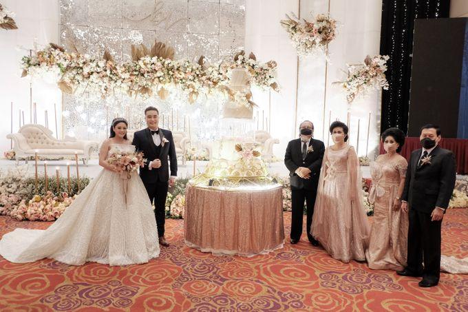 Wedding Of Budi & Veronika by Ohana Enterprise - 015