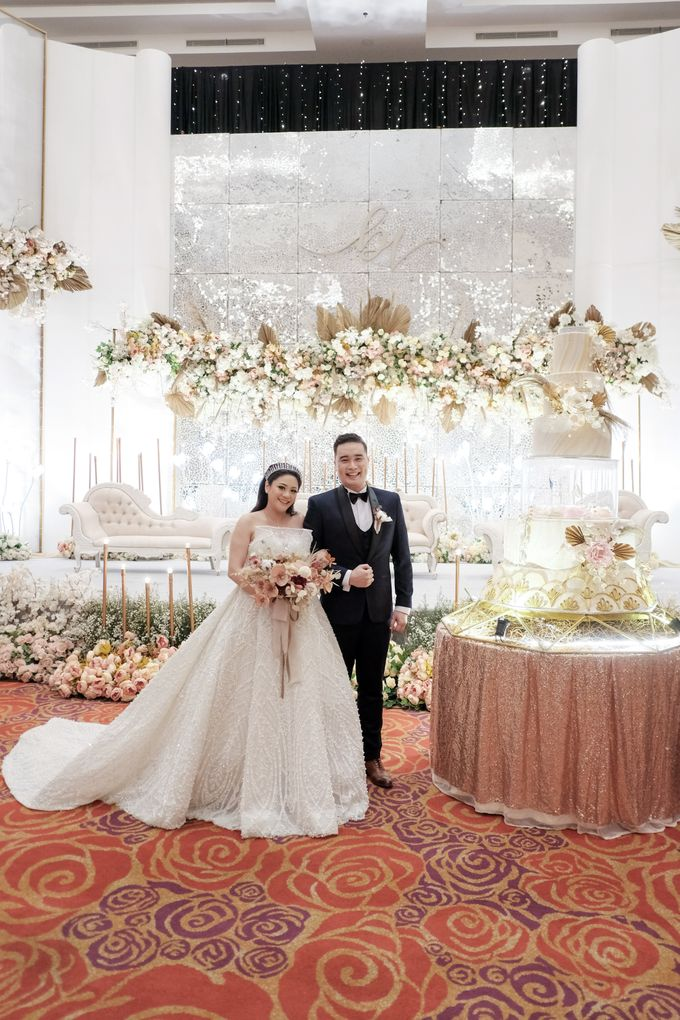 Wedding Of Budi & Veronika by Ohana Enterprise - 016