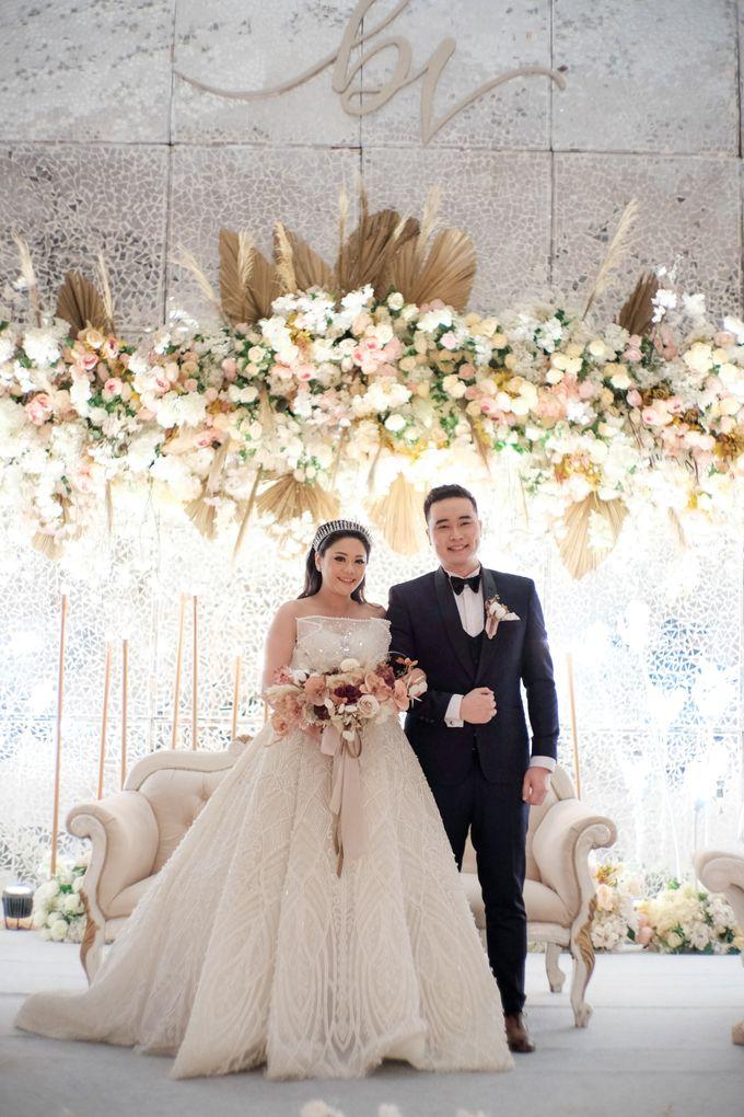 Wedding Of Budi & Veronika by Ohana Enterprise - 018