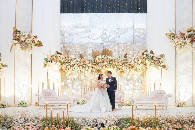 Wedding Of Budi & Veronika by Ohana Enterprise - 019