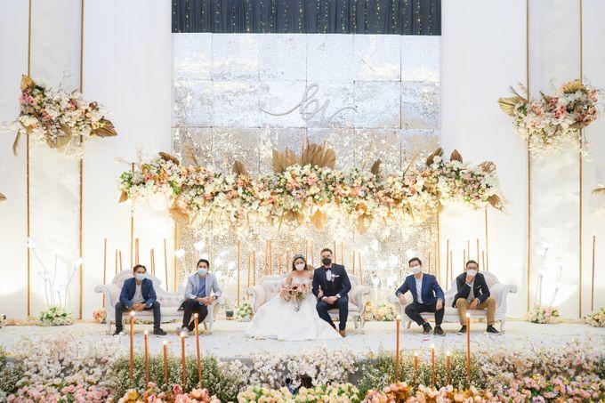 Wedding Of Budi & Veronika by Ohana Enterprise - 021