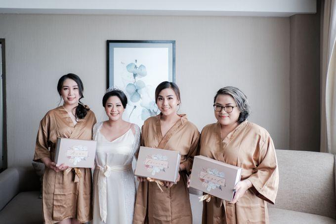 Wedding Of Budi & Veronika by Ohana Enterprise - 002