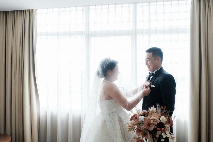 Wedding Of Budi & Veronika by Ohana Enterprise - 005