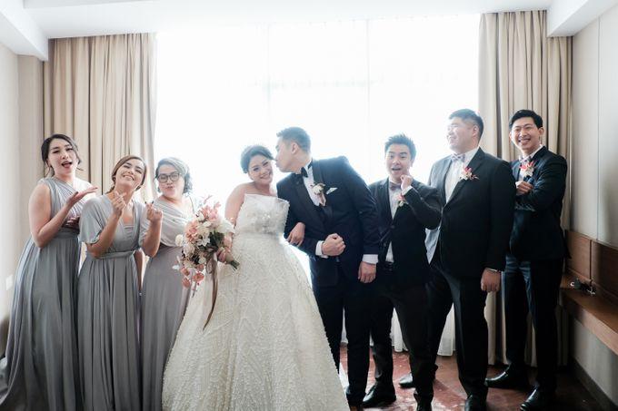 Wedding Of Budi & Veronika by Ohana Enterprise - 006