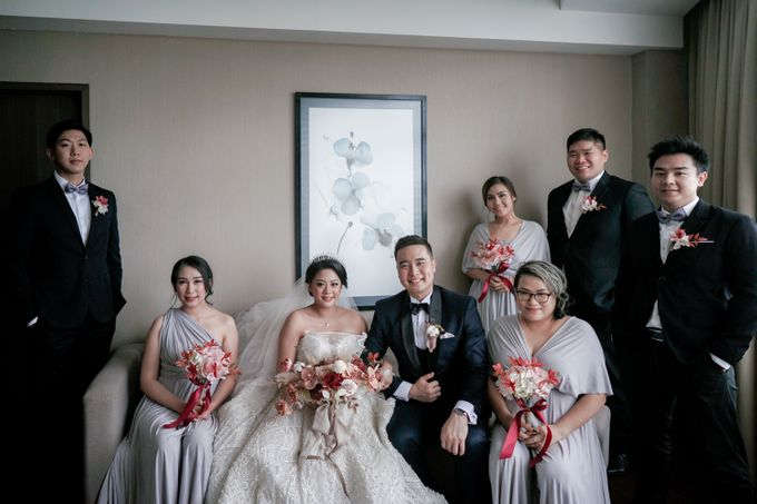 Wedding Of Budi & Veronika by Ohana Enterprise - 008