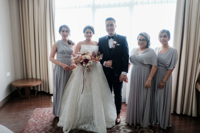 Wedding Of Budi & Veronika by Ohana Enterprise - 009