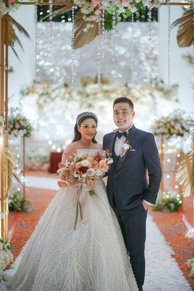 Wedding Of Budi & Veronika by Ohana Enterprise - 011
