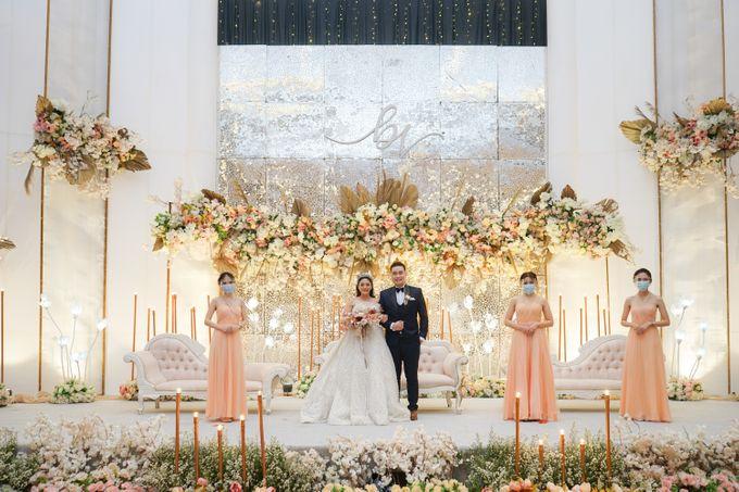 Wedding Of Budi & Veronika by Ohana Enterprise - 013