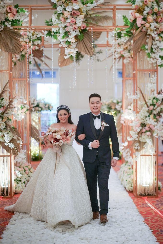 Wedding Of Budi & Veronika by Ohana Enterprise - 014