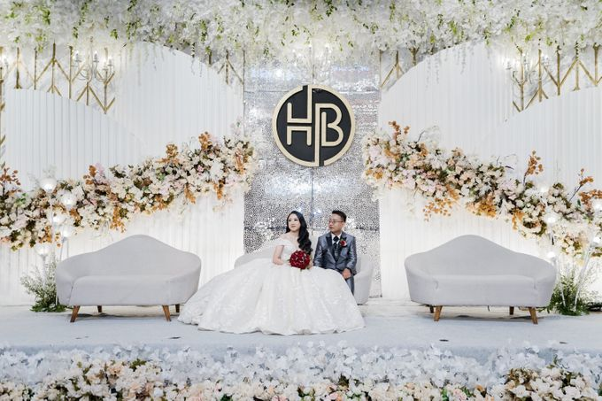 Wedding Of Budianto & Herly by Ohana Enterprise - 019