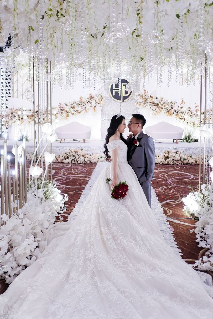 Wedding Of Budianto & Herly by Ohana Enterprise - 020