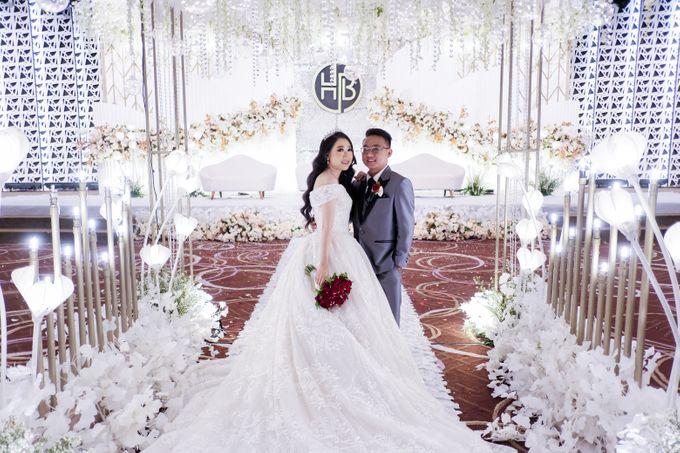 Wedding Of Budianto & Herly by Ohana Enterprise - 021