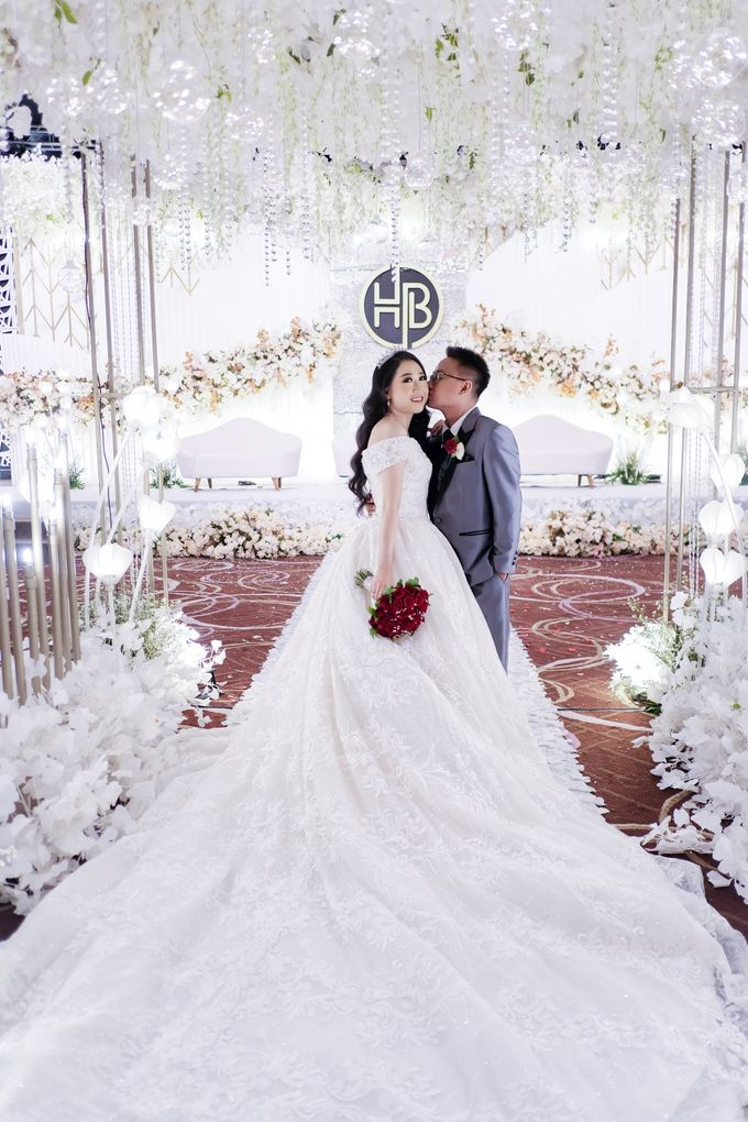 Wedding Of Budianto & Herly by Ohana Enterprise - 022