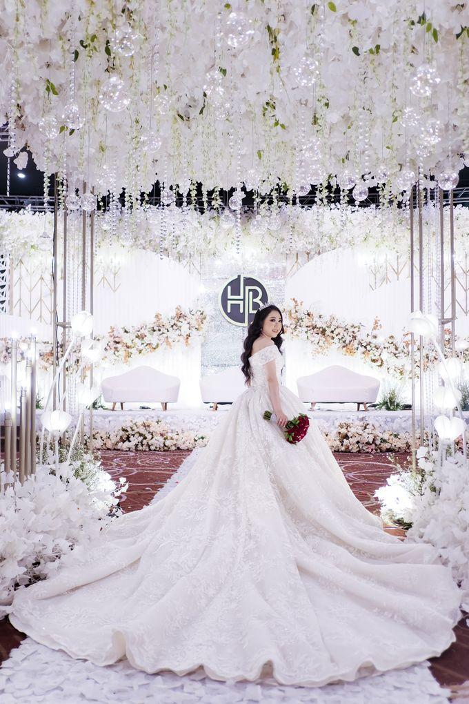 Wedding Of Budianto & Herly by Ohana Enterprise - 023