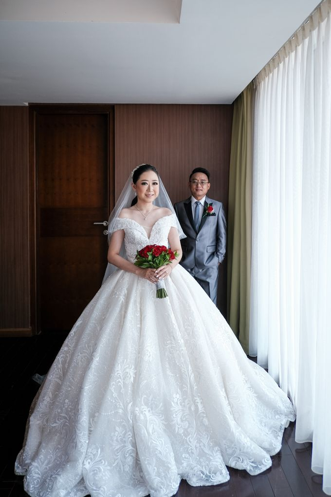 Wedding Of Budianto & Herly by Ohana Enterprise - 005