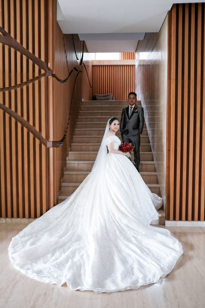 Wedding Of Budianto & Herly by Ohana Enterprise - 006