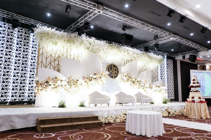Wedding Of Budianto & Herly by Ohana Enterprise - 009