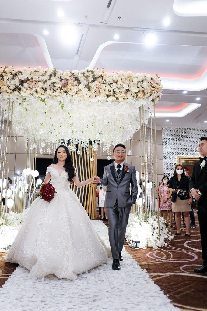 Wedding Of Budianto & Herly by Ohana Enterprise - 013
