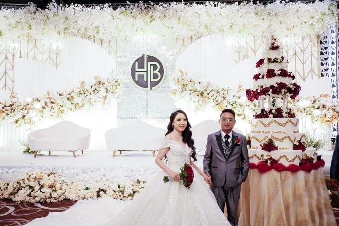 Wedding Of Budianto & Herly by Ohana Enterprise - 014