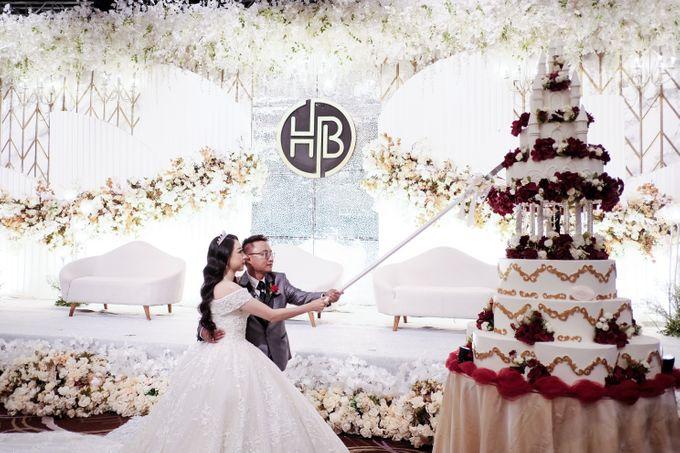 Wedding Of Budianto & Herly by Ohana Enterprise - 015