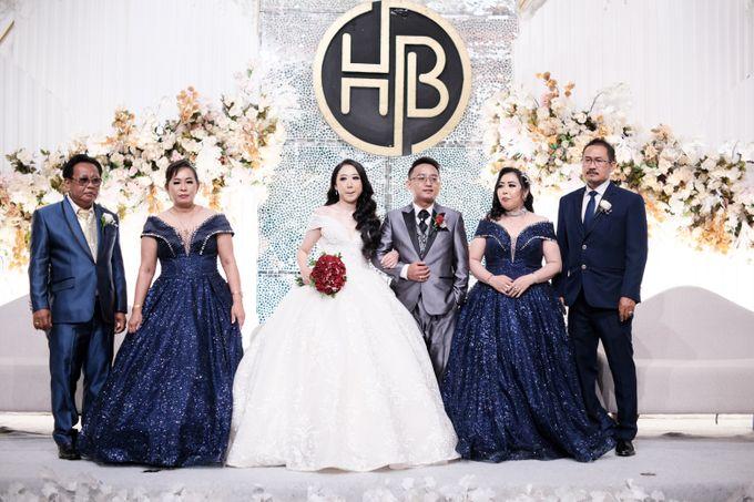 Wedding Of Budianto & Herly by Ohana Enterprise - 016