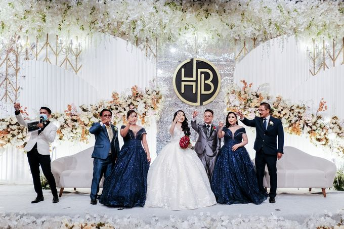Wedding Of Budianto & Herly by Ohana Enterprise - 017