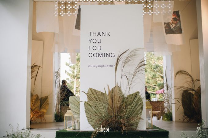 The Wedding of Budiman and Eunike by Elior Design - 036
