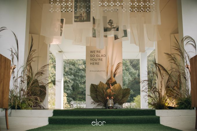 The Wedding of Budiman and Eunike by Elior Design - 032