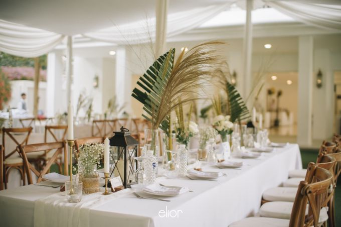 The Wedding of Budiman and Eunike by Elior Design - 039