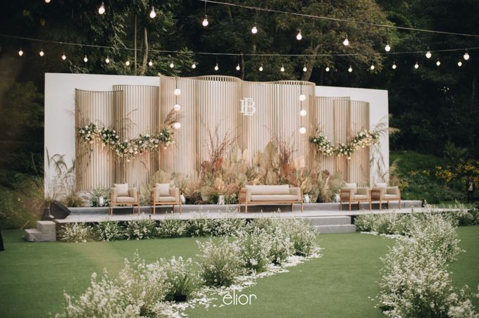 The Wedding of Budiman and Eunike by Elior Design - 046