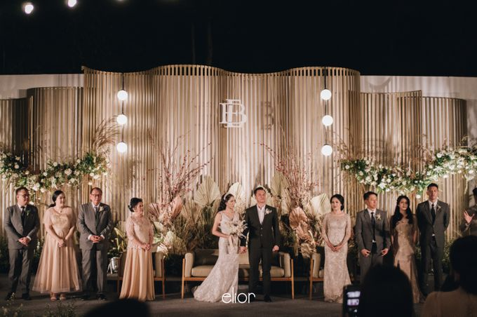 The Wedding of Budiman and Eunike by Elior Design - 047