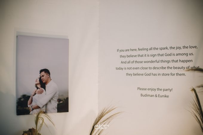 The Wedding of Budiman and Eunike by Elior Design - 034