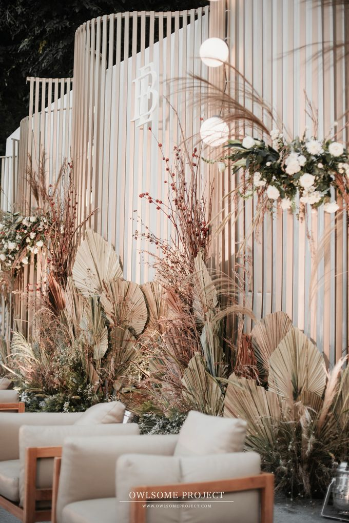 The Wedding of Budiman and Eunike by Elior Design - 027