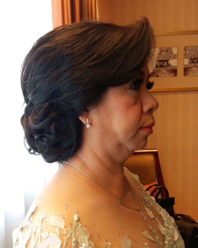 Hairdo Mom Bride by Makeup And Hairdo By iis - 030