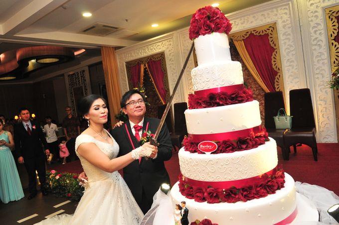 Franciskus & Yanti Wedding by DESPRO Organizer - 006