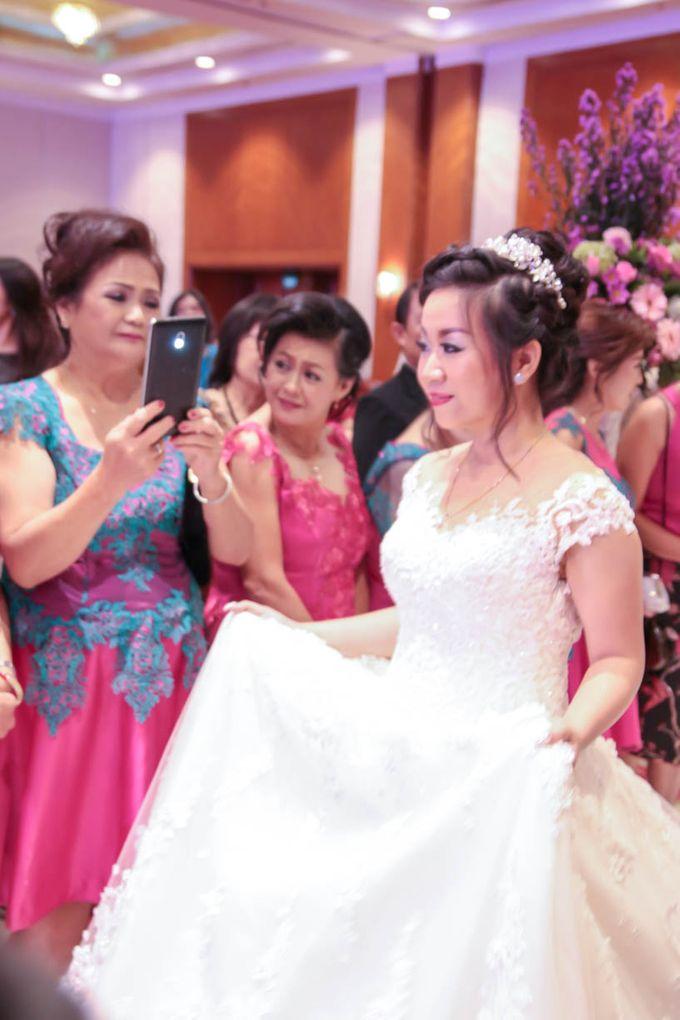 Wedding Michael & Felinda, 23 Oktober 2016 by Red Hat Organizer - 006