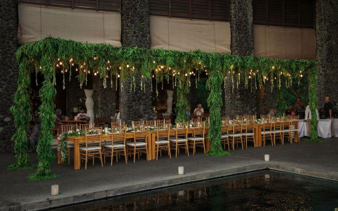 Sweet Garland Dinner by CITTA Wedding - 005
